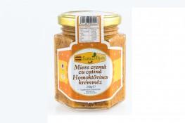 Mierea crema cu catina 250g
